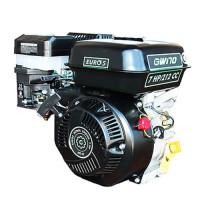 Двигатель GrunWelt GW170F-Q (шпонка, вал 19 мм)