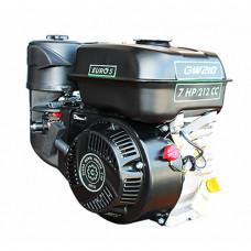 Двигатель GrunWelt GW210F-S (шпонка)