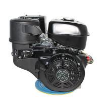 Двигатель GrunWelt GW460F-S (шпонка)