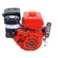 Двигатель Bulat  BТ190FЕ-L (редуктор, шпонка, эл/стартер)
