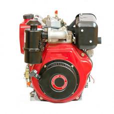 Дизельный двигатель Bulat BT186FE (вал шлицы)