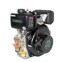 Дизельный двигатель GrunWelt GW178F (6 л.с., вал шлицы)
