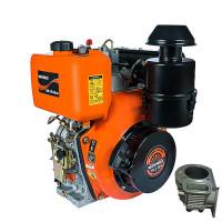Дизельный двигатель Vitals DM 10.5kne (съемный цилиндр)