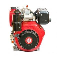 Дизельный двигатель Weima WM186FB (вал шлицы)
