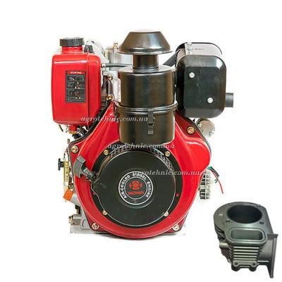 Дизельный двигатель Weima WM186FBE (съемный цилиндр)