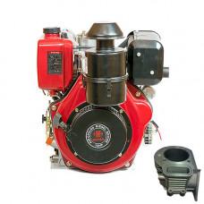Дизельный двигатель Weima WM188FBE-T (съемный цилиндр, вал шлицы)