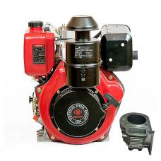 Дизельный двигатель Weima WM188FBS(R) (редуктор, съемный цилиндр)