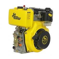 Двигатель Кентавр ДВЗ-420ДШЛЕ (вал шлицы)
