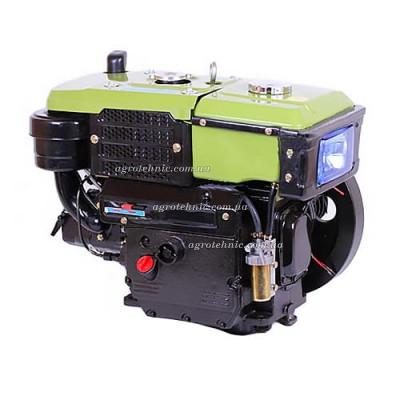 Дизельный двигатель SH190NL - Zubr (10 л.с.)