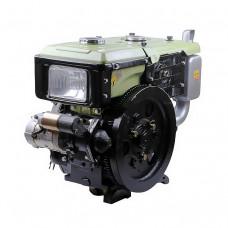 Дизельный двигатель R190NDL - GZ (10 л.с.) с электростартером