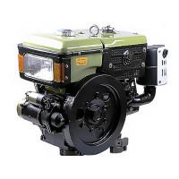 Дизельный двигатель SH195NDL - Zubr (12 л.с.) с электростартером