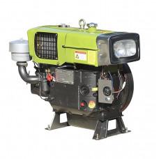 Двигатель ZH1105N - GZ (18 л.с.) с электростартером