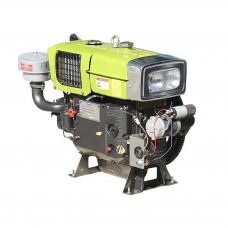Двигатель ZH1110N - GZ (21 л.с.) с электростартером