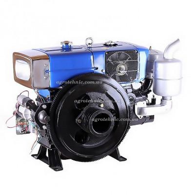 Двигатель ZH1115N (24 л.с.) с электростартером