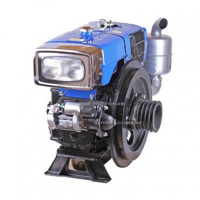 Двигатель ZH1125N (30 л.с) с электростартером