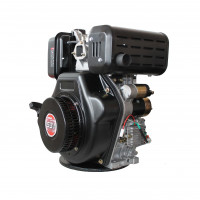 Дизельный двигатель Weima WM195FE (электростартер, шпонка, 15 л.с.)
