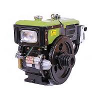 Дизельный двигатель SH180NDL - ZUBR (8,7 л.с.) с электростартером