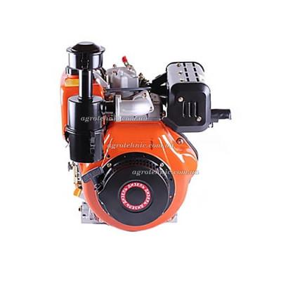 Дизельный двигатель Тата 186F (под шпонку Ø25 мм) (9 л.с.)