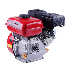 Двигатель Тата 170FВ (под шлицы Ø25 мм)