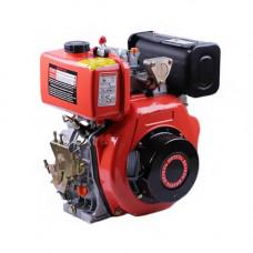 Двигатель Тата 178FE (под шлицы Ø25 мм) (6 л.с.) с электростартером