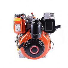 Двигатель Тата 178FE (под шпонку Ø25 мм) (6 л.с.) с электростартером
