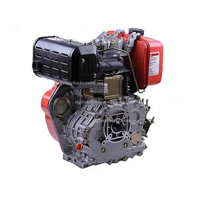 Дизельный двигатель Тата 186F (под шлицы Ø25 мм) (9 л.с.)