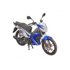 Мотоцикл Spark SP125C-3WQ (сине-белый)