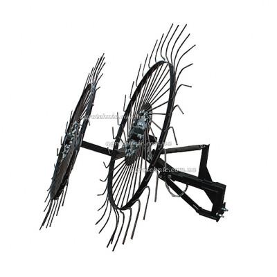 Грабли-ворошилки Солнышко 2-х колёсные