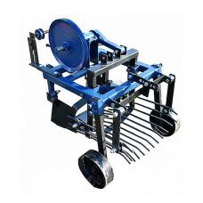 Картофелекопалка механизированная КМУ-3 (вибрационная, привод-ремень)