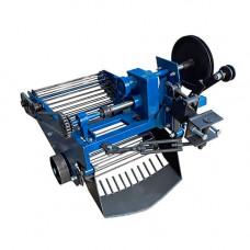 Картофелекопалка транспортерная для мототрактора с гидравликой (со смещением)