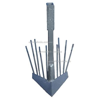 Картофелекопатель К-1А для мотоблока Мотор Сич (Агромарка)