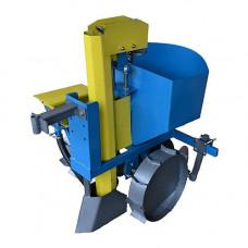 Картофелесажалка КСЦ-3 с бункером для удобрений (AGROLUXE)