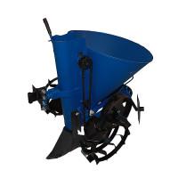 Картофелесажалка ленточная АПК-3 (транспортировочные колеса)
