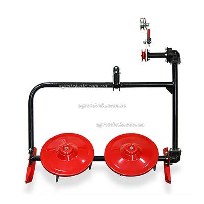 Косилка роторная для мотоблока Weima WM900 (Булат 662, Zubr Z-41, Нева, ременные водянки)