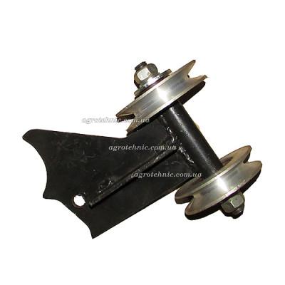 Переходник для роторной косилки под  ВОМ (шпонка)