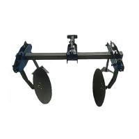 """Дисковый окучник (усиленный) Ø400 мм с пропольником ТМ """"Пахарь"""""""