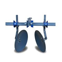 Окучник дисковый регулируемый 420 мм на 2-ой сцепке (усиленные стойки)