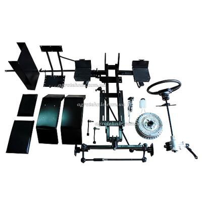 Комплект для переделки мотоблока в минитрактор (базовый, мех.тормоза)