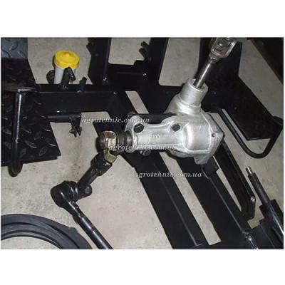 Комплект для переделки мотоблока в минитрактор (базовый, Премиум-1) гидравлические тормоза