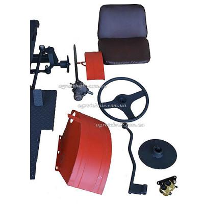 Комплект для переделки мотоблока в мототрактор (базовый, Expert-3)