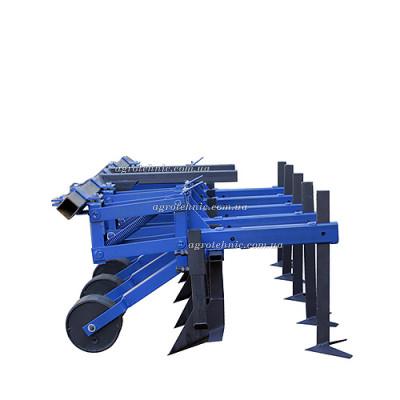 Культиватор четырехрядный (одноточечное прицепное)