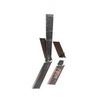 Плоскорез для мотоблока (2 пары ножей)