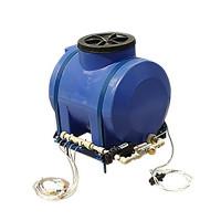 Система для внесения жидких удобрений к культиватору
