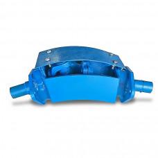 Переходник (редуктор) карданный для фрезерного культиватора Мотор Сич (усиленный)