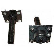 Ступицы шестигранные с дифференциалом 24/170 мм