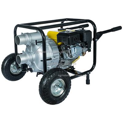 Мотопомпа Кентавр КБМ-80ГКР (для грязной воды)