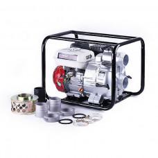 Водяная помпа ZX30-170F (для грязной воды, 40м³/час, Ø80мм) sewage pump TATA
