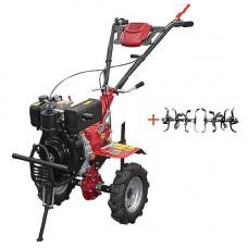 Мотоблок дизельный Кентавр МБ 2060Д (колеса 4.00-8)