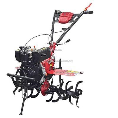 Мотоблок дизельный Кентавр МБ 2060Д колеса 4.00-8