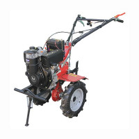 Мотоблок дизельный Кентавр МБ 2061Д (электростартер)